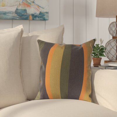 Bankside Indoor/Outdoor Throw Pillow Size: 18 x 18