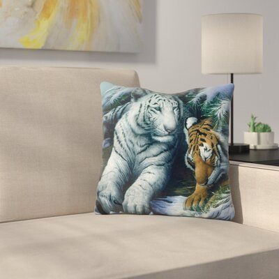 Big Brother Throw Pillow
