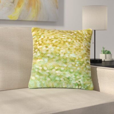 Alison Coxon And Sparkle Bokeh Outdoor Throw Pillow Size: 16 H x 16 W x 5 D