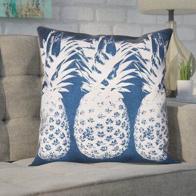 Stackpole Pineapples Outdoor Throw Pillow