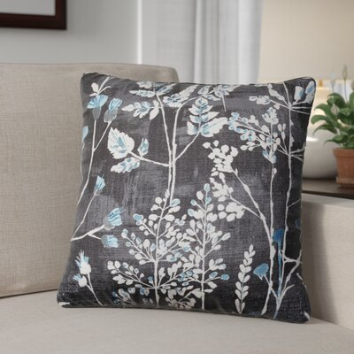 Queenstown Cotton Throw Pillow Color: Dusk