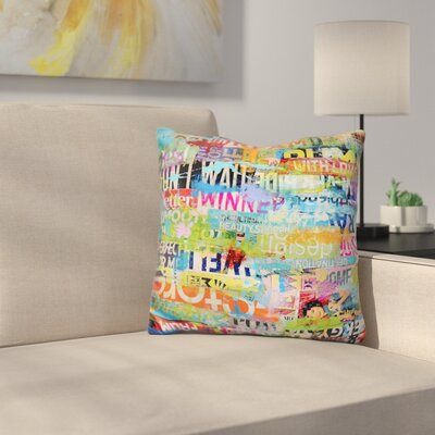Marchan Metromix Throw Pillow