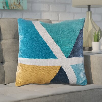 Gardin Square Cotton Throw Pillow