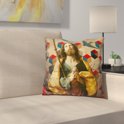The Alchemist Throw Pillow