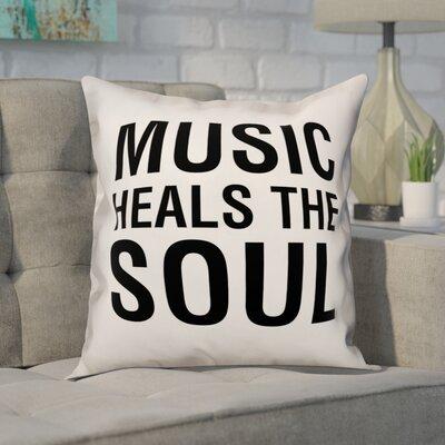 Cranford Mucis Heals the Soul Throw Pillow