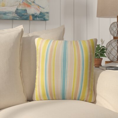 Rima Throw Pillow Size: 18 x 18