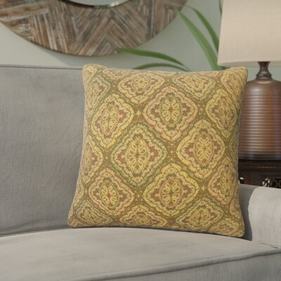 Tyshawn Geometric Down Filled Throw Pillow Size: 18 x 18