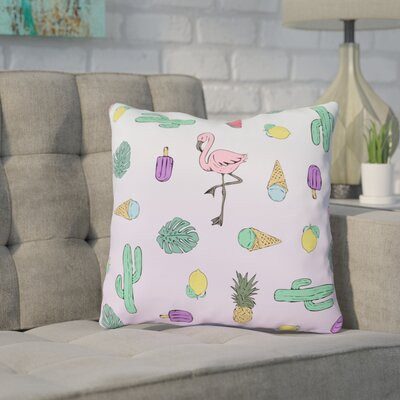Quinlan Day Throw Pillow Size: 18 H x 18 W x 3 D