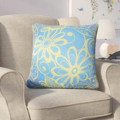 Herrod Floral Throw Pillow