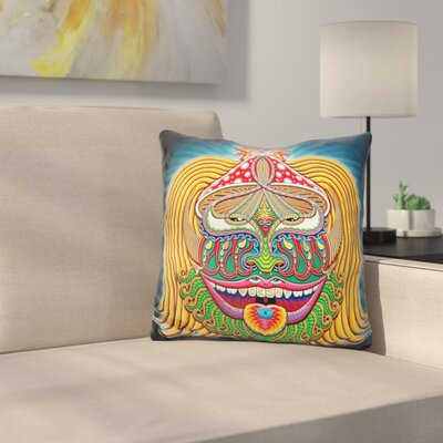 Moksha Master Throw Pillow