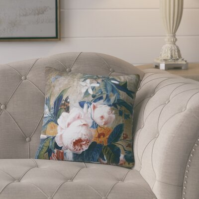 Chereen Throw Pillow Size: 18