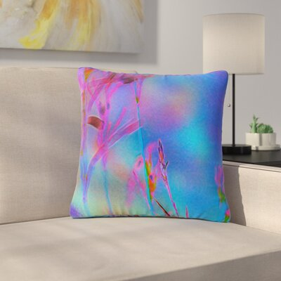 Malia Shields Painterly Foliage Series 2 Outdoor Throw Pillow Size: 16 H x 16 W x 5 D