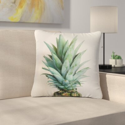 The Pineapple Outdoor Throw Pillow Size: 16 H x 16 W x 5 D