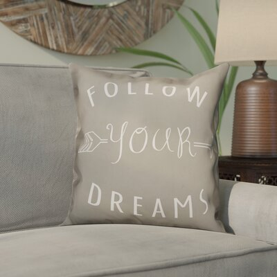 Orndorff Follow Your Dreams Throw Pillow