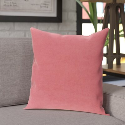 Are Pillow Cover Color: Terra Cotta