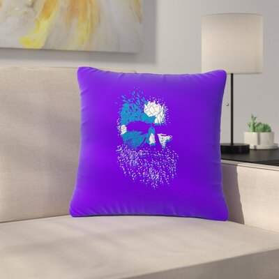 BarmalisiRTB Broken Pieces Outdoor Throw Pillow Size: 16 H x 16 W x 5 D