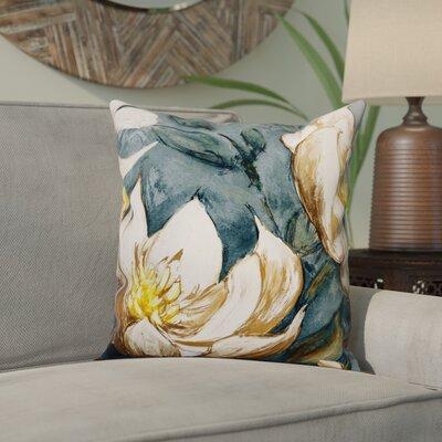 Orzechowski Stylized Floral Throw Pillow
