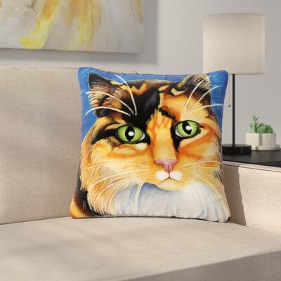Vinny Thompson Sparkle Outdoor Throw Pillow Size: 16 H x 16 W x 5 D
