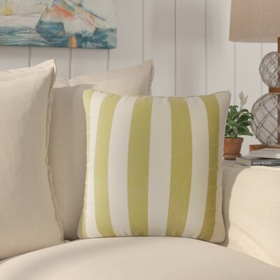 Gooden Striped Cotton Throw Pillow