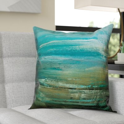 Rivero Hues Throw Pillow