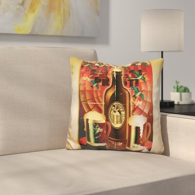 Prost! Throw Pillow