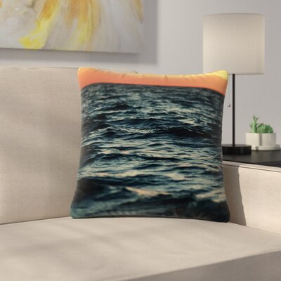 Laguna Nature Outdoor Throw Pillow Size: 16 H x 16 W x 5 D
