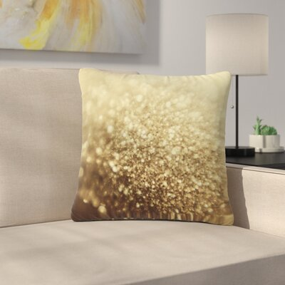 Glitterati Photography Outdoor Throw Pillow Size: 18 H x 18 W x 5 D