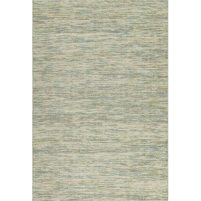 Minh Hand-Woven Taupe Area Rug Rug Size: Rectangle 9 x 13
