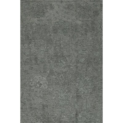 Chatmon Hand-Tufted Wool Ash Area Rug Rug Size: Rectangle 8 x 10