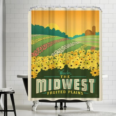 Macys Midwest Shower Curtain