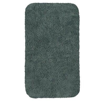 Beardmore Bath Rug Size: 24 W x 40 L, Color: Silver Pine