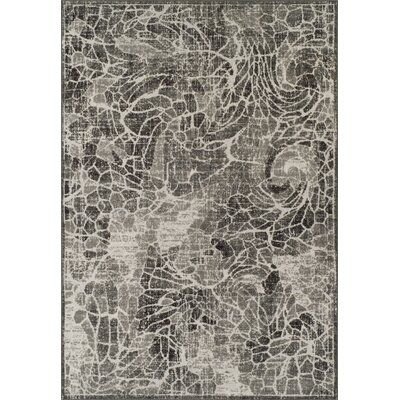 Hagopian Pewter Area Rug Rug Size: Rectangle 53 x 77