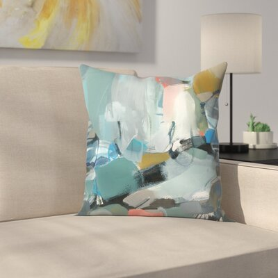 Olimpia Piccoli Nightlight Throw Pillow Size: 14 x 14