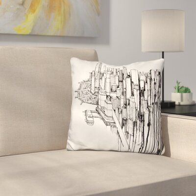 Reclaimed Throw Pillow