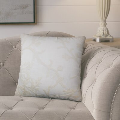 Beldale Snowflakes Cotton Throw Pillow