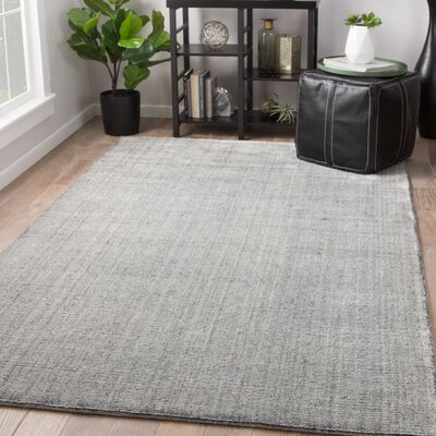 Widener Hand-Woven Nimbus Cloud/Peat Area Rug Rug Size: Rectangle 2' x 3'