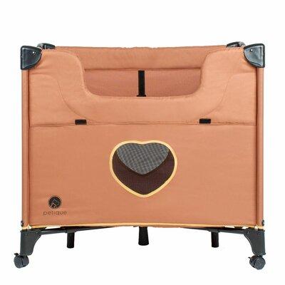 Bedside Lounge Pet Bolster Color: Tan