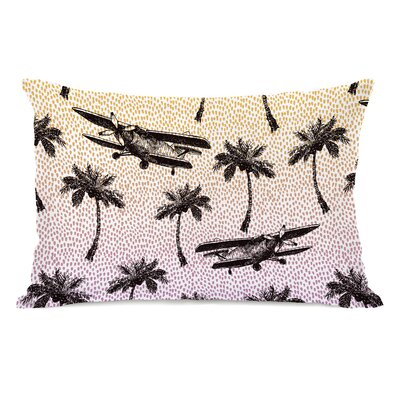 Bentley Coastal Flight Outdoor Lumbar Pillow