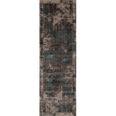 Cambridge Transitional Charcoal Area Rug