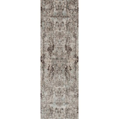 Grable Transitional Light Gray Area Rug