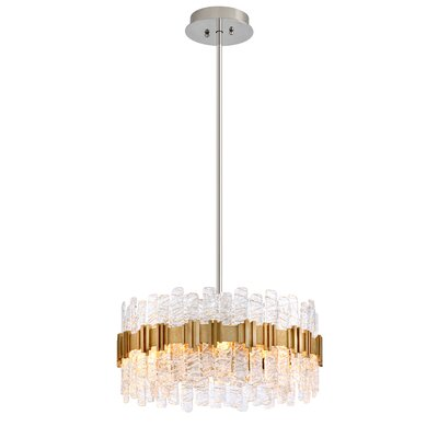 Ciro 8-Light Drum Pendant