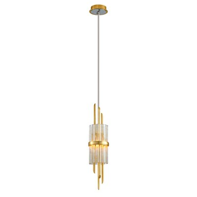 Symphony 1-Light Mini Pendant
