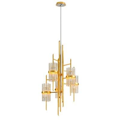 Symphony 5-Light Candle-Style Chandelier