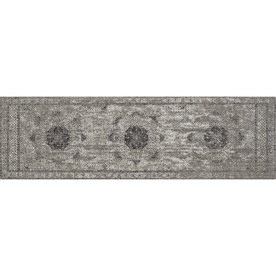 Cadence Transitional Light Gray Area Rug