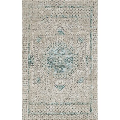 Cadence Transitional Beige Area Rug
