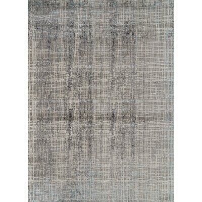 Grable Transitional Gray Area Rug Rug Size: Rectangle 2 x 33