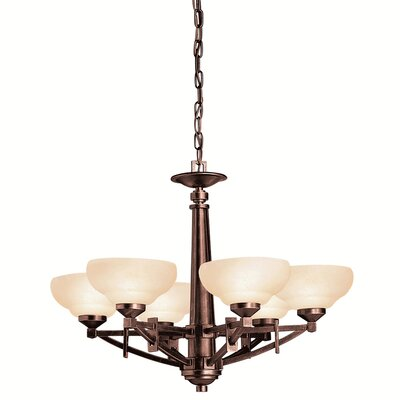 Easterly 6-Light Candle-Style Chandelier