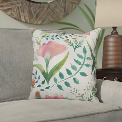 Ortegon Iris Throw Pillow