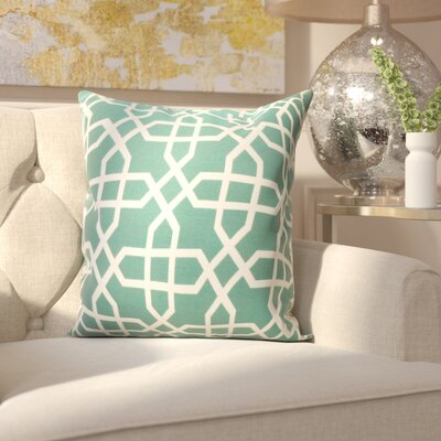 Mccormick Indoor/Outdoor Throw Pillow Size: 18 x 18