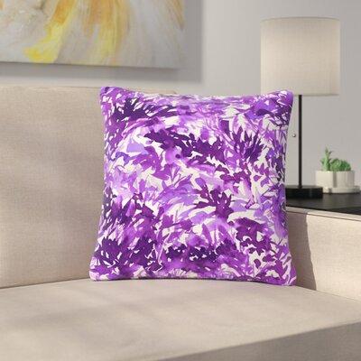 Ebi Emporium Size: 18 H x 18 W x 5 D, Color: Lavender/White